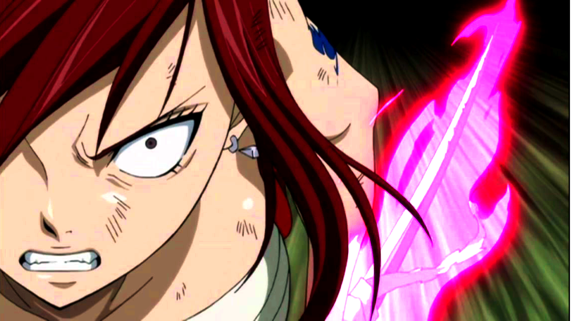 My Character in Fairy Tail  Benisakura