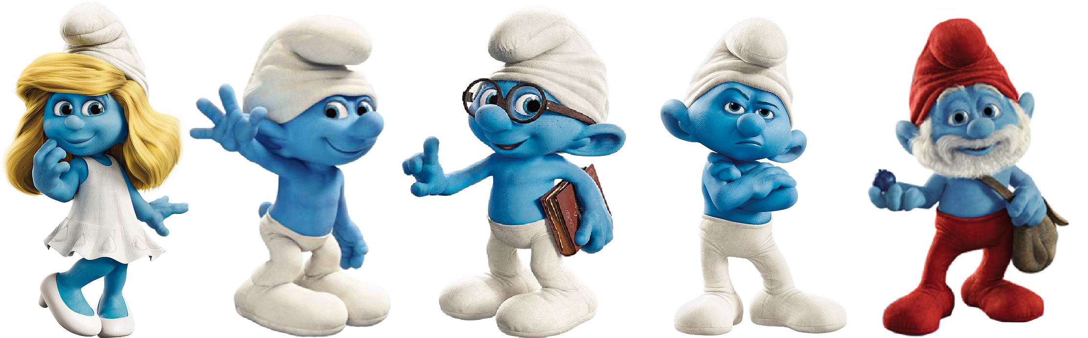The Smurfs - Pooh's Adventures Wiki