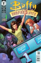 Buffy the Vampire Slayer Vol 1 13