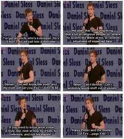 Daniel Sloss now