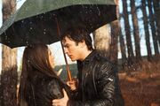Damon Elena Rain
