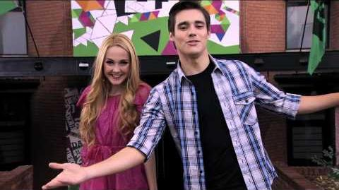 Violetta Video musical Ven y canta