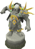 Masterpiece Bandos statue