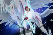 Pegasus kouga by artisticgenius25-d53cgev