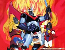 Great Mazinger 8100
