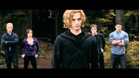 The Twilight Saga Eclipse training