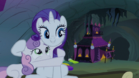 Rarity safe with me S3E6