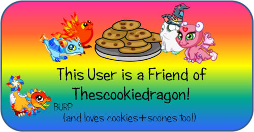 DV Wiki Scookie Friend Badge