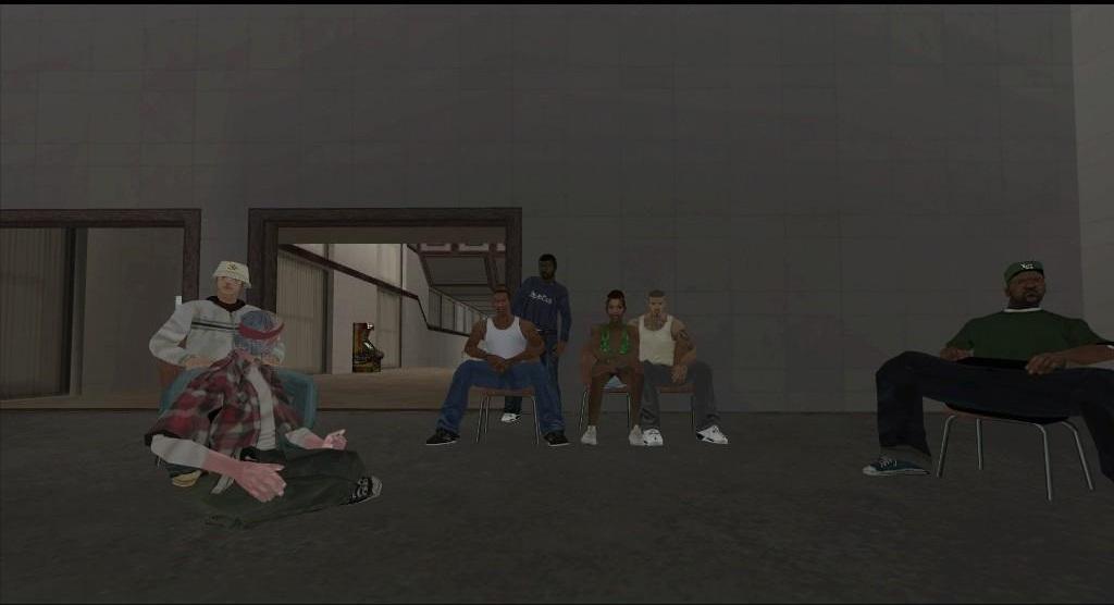 Riot (b GTA SA) - Grand Theft Wiki.