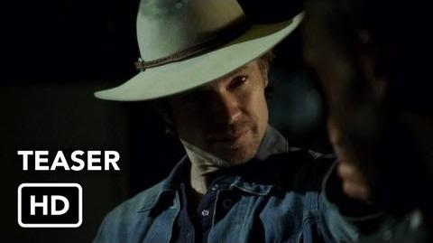 Justified Season 4 Teaser 3