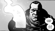 Issue 105 Negan and Iron