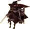 FE9 Bertram Paladin Sprite