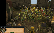 Goblin village gathering