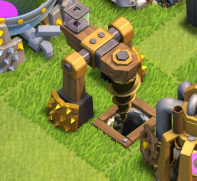 image dark elix drill lv 6 jpg clash of clans wiki thread argh not