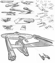 Long range shuttle design evolution by Andrew Probert