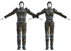FNV Recon armor