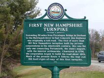 New Hampsire Turnpike