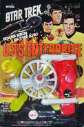 Azrak-Hamway Soaring USS Enterprise toy