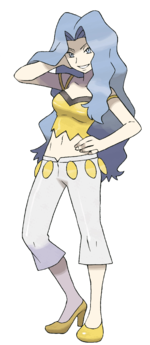 150px-HeartGold SoulSilver Karen