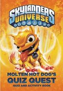 Molten Hot Dog Book