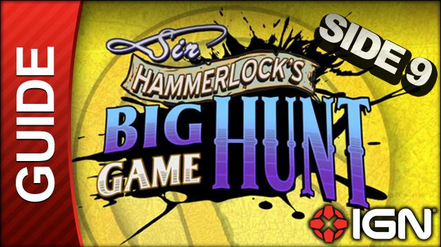 Borderlands 2 - Sir Hammerlock's Big Game Hunt Walkthrough - Nakyama-Rama