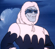 Flash rouges Captain Cold DCAU superfriends CaptainCold