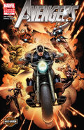 Harley-Davidson Avengers Vol 1 1
