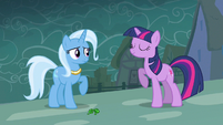 Twilight that's not magic S3E5