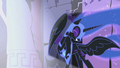 Nightmare Moon trying to resist bright flash S1E2.png