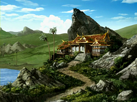 Ozai&#39;s beach house