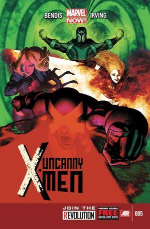 Uncanny X-Men Vol. 3 (2013) 300px-Uncanny_X-Men_Vol_3_5