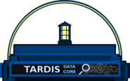 TARDIS DATA CORE small