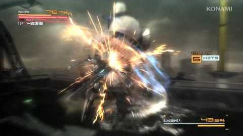Metal Gear Rising Revengeance Boss Battle Trailer MetalGearSolidTV.com