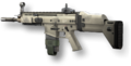 SCAR-H menu icon MW2