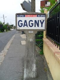 93 Gagny ex-N370
