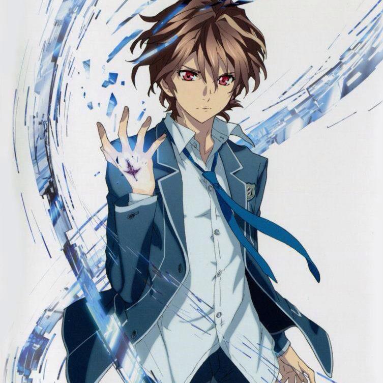 Personagens de animes/mangás preferidos  ShuOuma