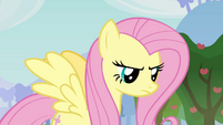Fluttershy shocked &quot;such language!&quot; S03E10
