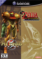 Agrupación The Wind Waker Metroid Prime