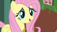 Fluttershy the gracious host S03E10