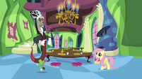 Fluttershy&#39;s fancy new house S03E10
