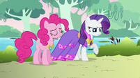 Rarity I didn&#39;t bother S3E10
