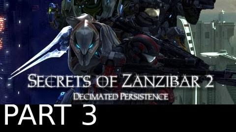 Secrets of Zanzibar 2 Part 3 (Halo Reach Machinima)