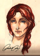 Catelyn Tully by Duhita Das©