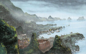 Isla del Oso by Franz Miklis, Fantasy Flight Games©