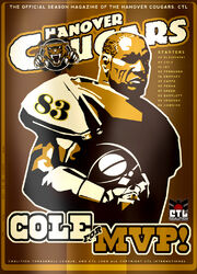 Hanover Cougars Official Magazine