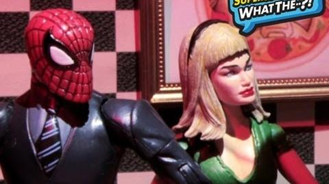 Marvel Super Heroes What The--?! The Amazing Spider-Date
