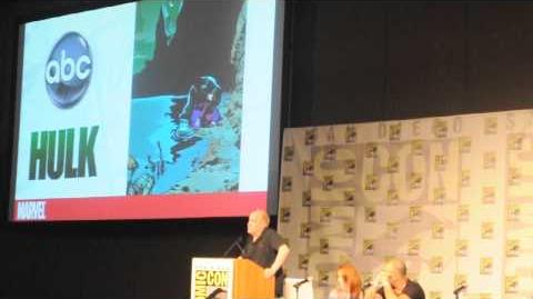 SDCC 2011 Marvel Television with Jeph Loeb