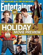 Entertainment Weekly - November 16, 2012