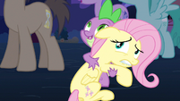 Fluttershy take a peek S3E5