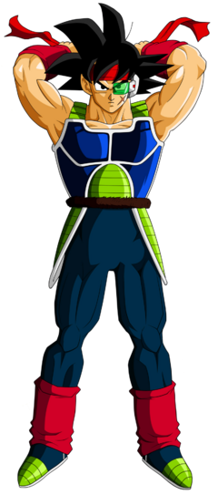 Bardock by cruzazul-d5h7z39